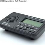DAR3001 standalone call recorder